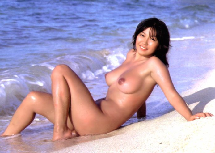 Japanese-AV-actress-Aya-Misawa-www.ohfree.net-012 Japanese gravure model, AV actress and pink film actress Aya Misawa