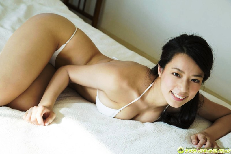 Japanese-Gravure-model-Mayu-Koseta-nude-014-from-sexvcl.net_ Japanese Gravure model Mayu Koseta nude sexy photos leaked