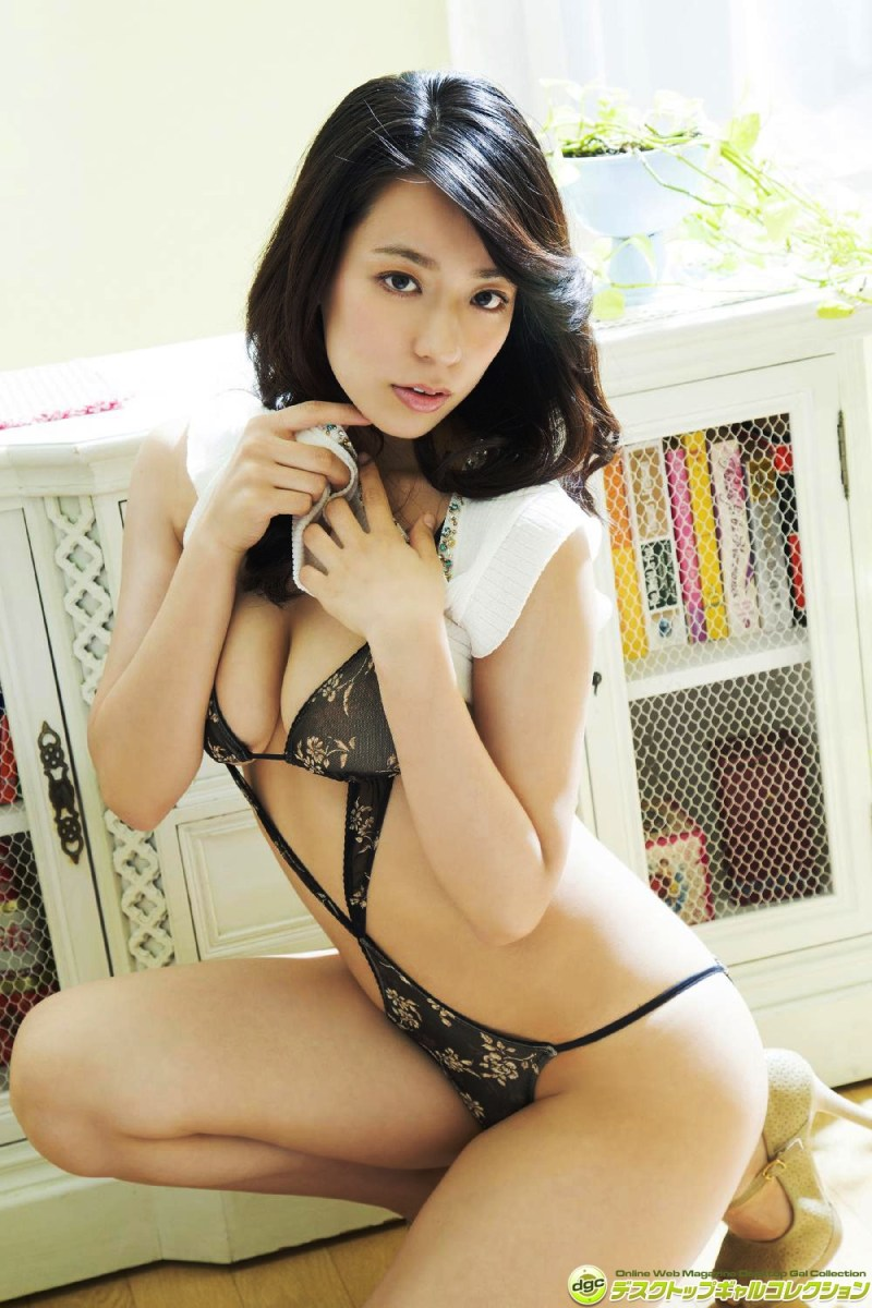 Japanese-Gravure-model-Mayu-Koseta-nude-015-from-sexvcl.net_ Japanese Gravure model Mayu Koseta nude sexy photos leaked