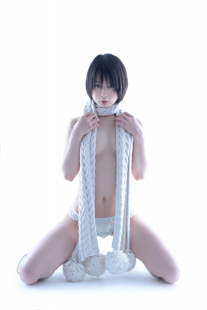 Ushijima-nude-sexy-photos-leaked-015-from-sexvcl.net_ Cosplay girl Iiniku Ushijima nude sexy photos leaked