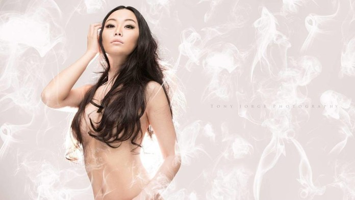 Kelly-Park-nude-sexy-leaked-www.vozsex.com-006 Korean model Kelly Park nude sexy leaked