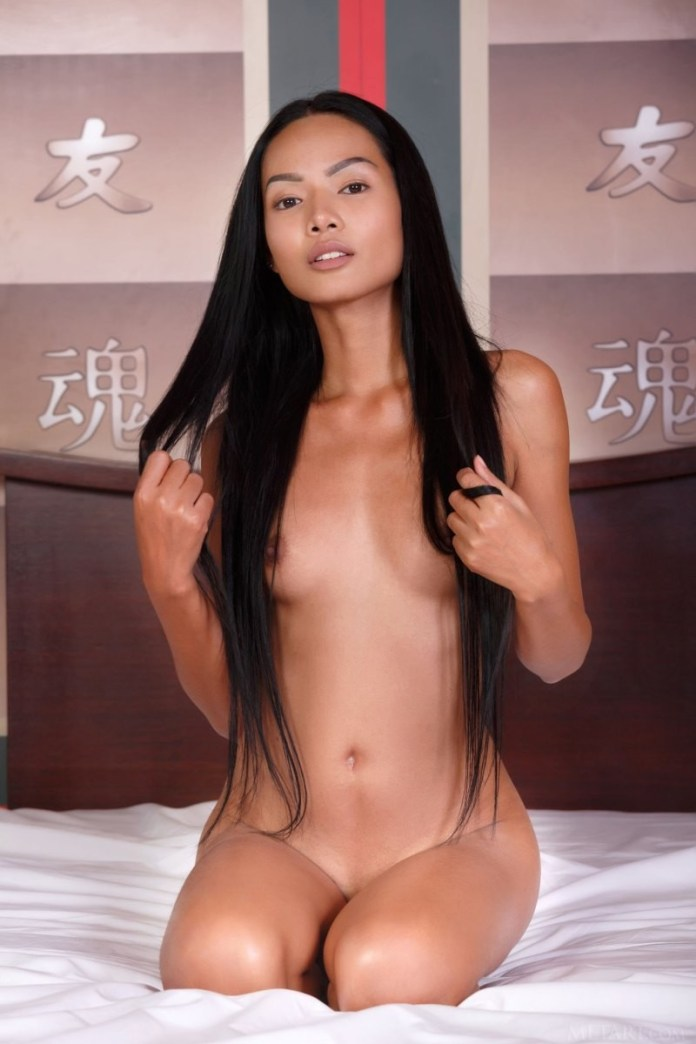 Thai-model-Magen-leaked-naked-sexy-www.vozsex.com-015 International model from Thailand, Magen leaked naked sexy