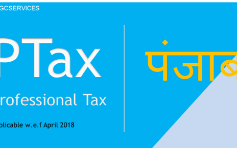 profession tax in panjab sgc services