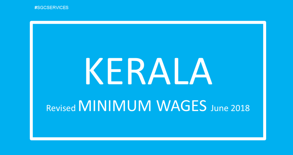 Minimum Wages Rates for Cochin kerla image by Ajit Kumar Yadav akumar