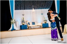 Randery Imagery did a fantastic job of capturing the entire day - from romantic shots to the action at the varmala ceremony.