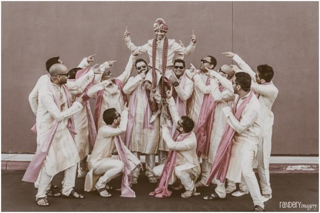 15-Anaheim-Embassy-Suites-orange-county-indian-hindu-gujarati-wedding-photographer-groomsmen-sherwani-dupatta-photos