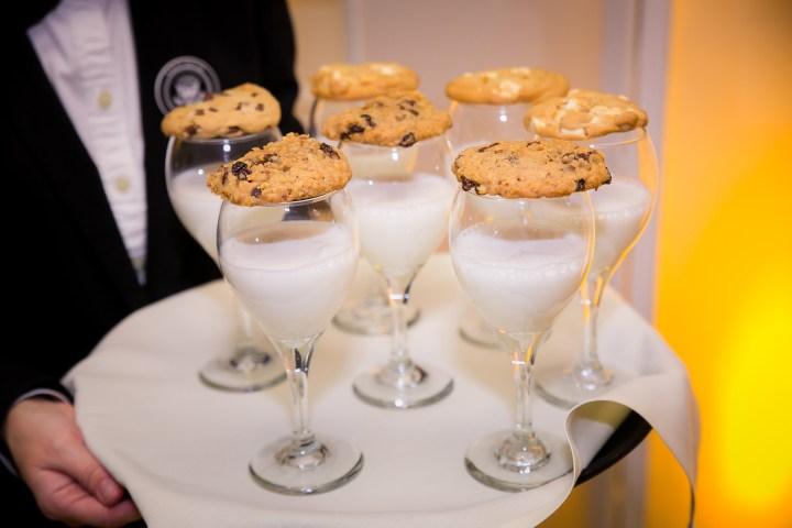 milk and cookies-Azhar and Heena-Richard-Nixon-Library-Wedding-Yorba-Linda-CA