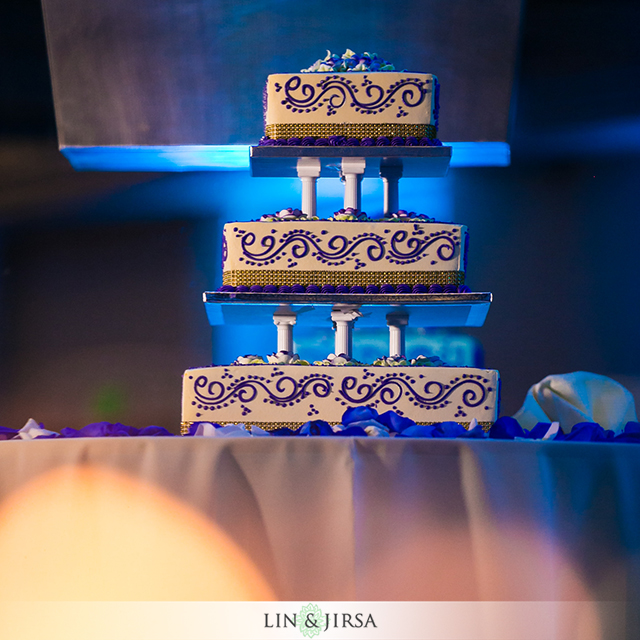 Indian-wedding-cake-eggless-Artesia-photography