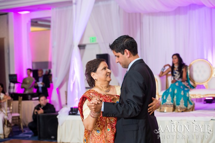 Reha-Vijay-Newport-Beach-Marriott-South-Asian-wedding-Indian_wedding-Hindu-Jain-North_Indian-mother-son-dance-balroom-Arron-Eye-Photography-DJ-Sukh