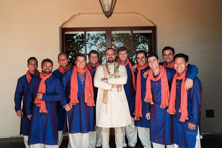 Indian-wedding-Avni-Taylor-Paul-Gero-photography-Hindu-ceremony-Gujarati-dulha-groomsmen-South-Asian-wedding-jpg