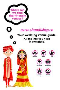 The best way to find Indian and South Asian wedding venues