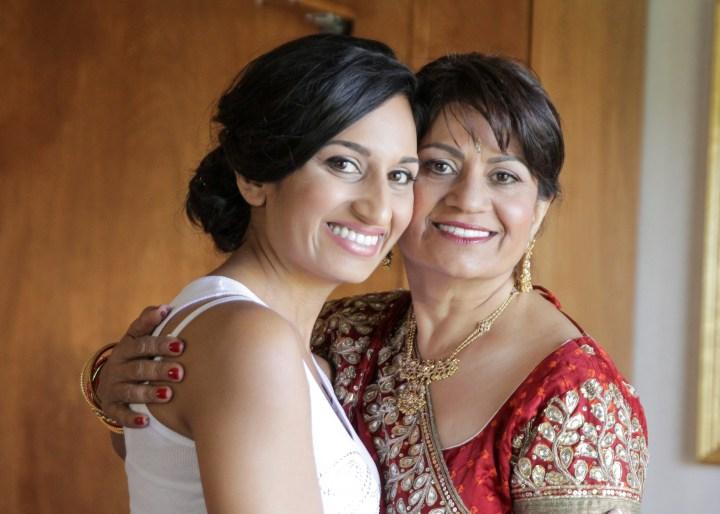Ashmi-Suraj-Indian-wedding-mandap-varmala-San-Diego-bride-mom