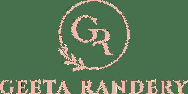 Geeta Randery Photography New Logo in 2019