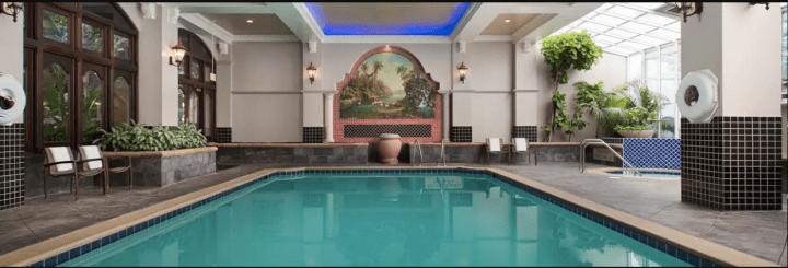 3-Embassy-Suites-San-Francisco-Airport-Waterfront-Ballroom-Indian-Wedding-Venue-swimming-pool