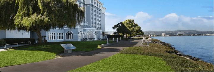 8-Embassy-Suites-San-Francisco-Airport-Waterfront-Ballroom-Indian-Wedding-Venue-Exterior-View