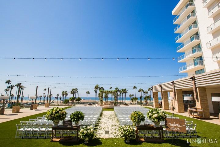 Indian wedding with ocean views Pasea Hotel & Spa