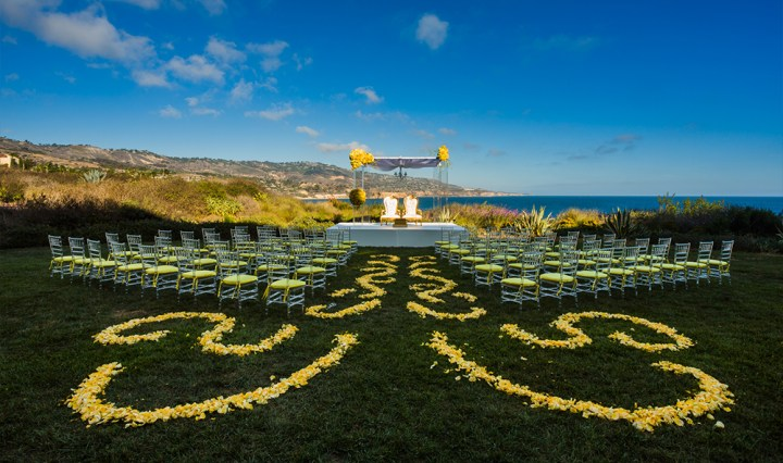 Indian wedding venue Terranea Resort