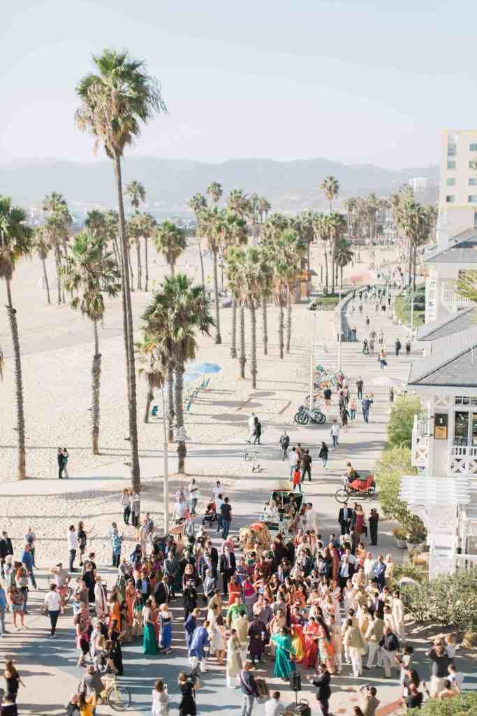 Santa Monica baraat