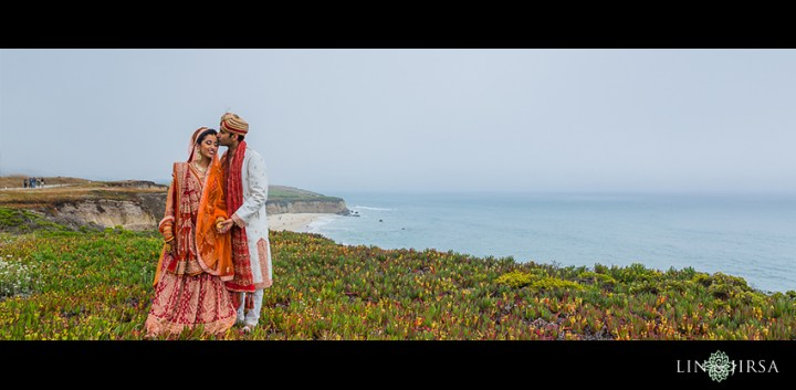 Indian wedding venue Ritz-Carlton Half Moon Bay
