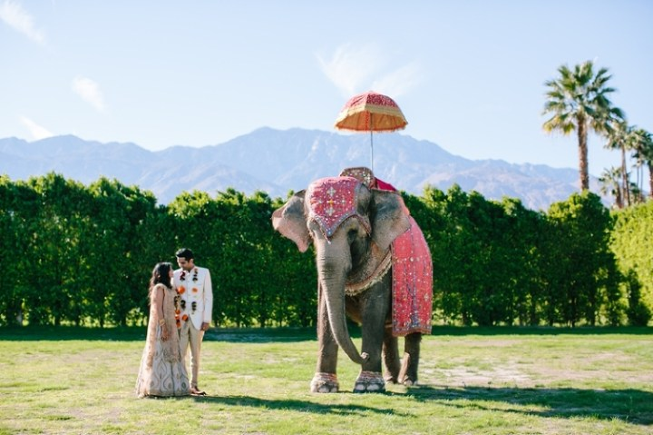 Indian wedding venue Palm Springs