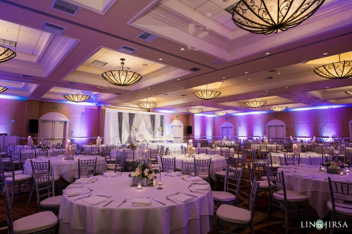 Indian wedding reception at the Doubletree Anaheim Suites Convention Center