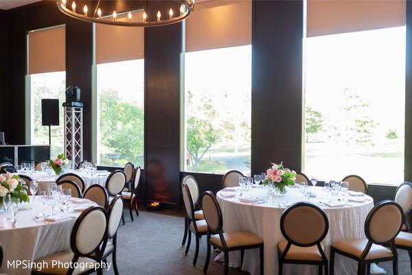 Reception venue at Silverado Resort & Spa