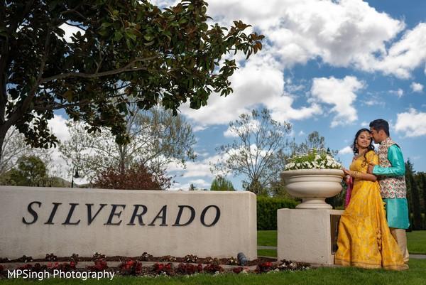 Indian wedding at Silverado Resort & Spa