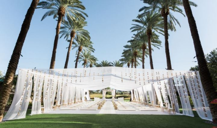 Anand Karaj Sikh wedding at Hyatt Regency Scottsdale Resort & Spa