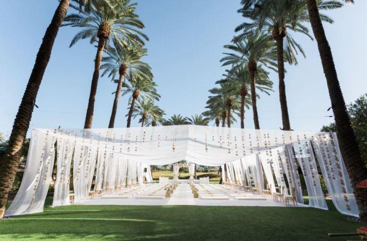 Anand Karaj Sikh wedding at Hyatt Regency Scottsdale Resort & Spa