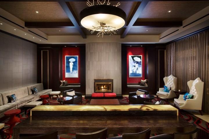 Juniper Hotel Lobby