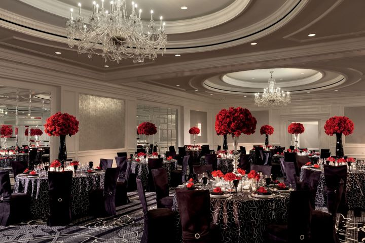 a celebration at The Ritz-Carlton San Francisco