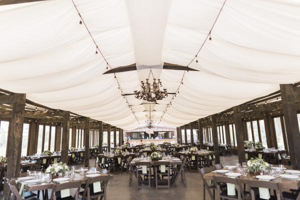 Wedding reception at La Arboleda