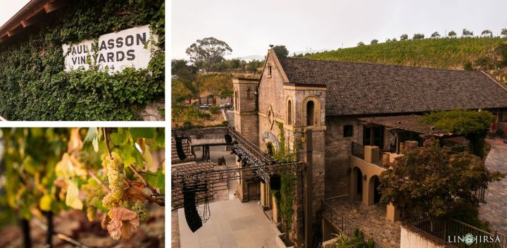 The Mountain Winery grounds