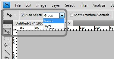 auto-select