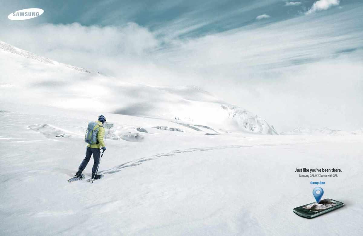 samsung-outdoor-phone_footprint_snowfield