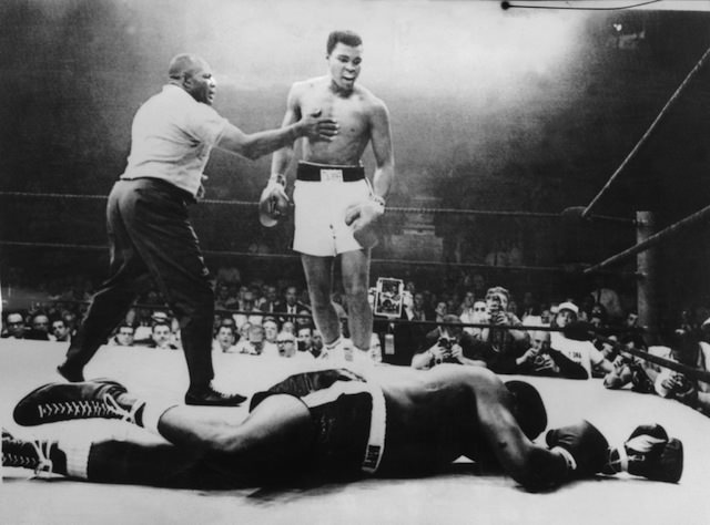 FILES-MUHAMMAD ALI-LISTON