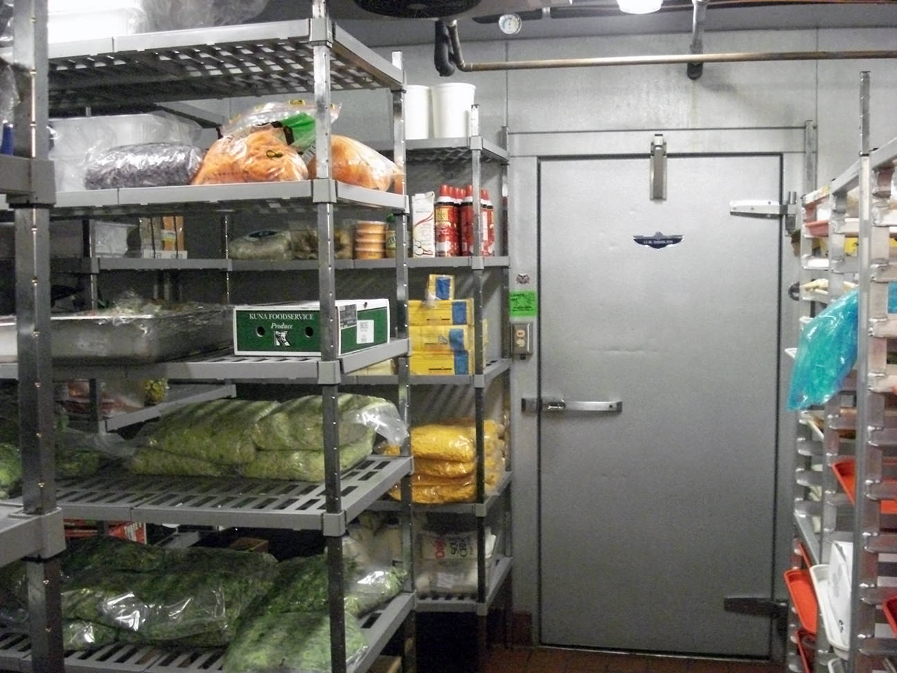Managing Food Storage Energy Costs
