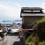 岩城島の葉タバコ乾燥小屋(ベーハー小屋)