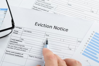 Florida Landlord Tenant Eviction Notice