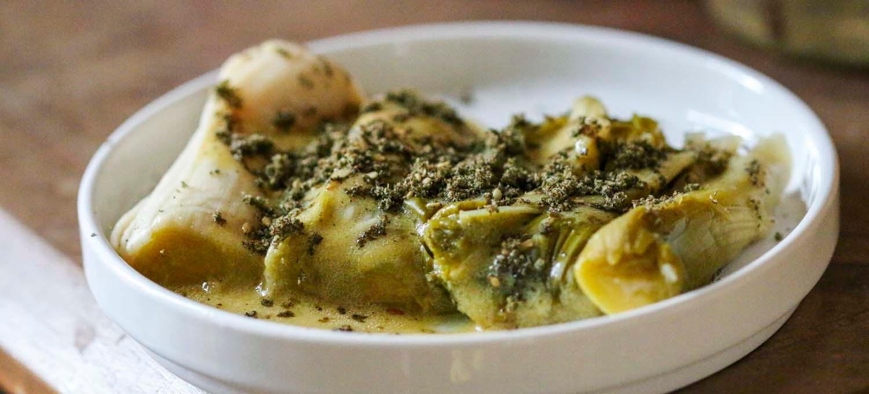 Les meilleures épices pour vos poireaux vinaigrette, par Epices Shira