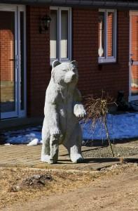 Statue Skavenstrand