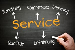 Serviceleistungen in Onlineshops: Was Kunden wollen