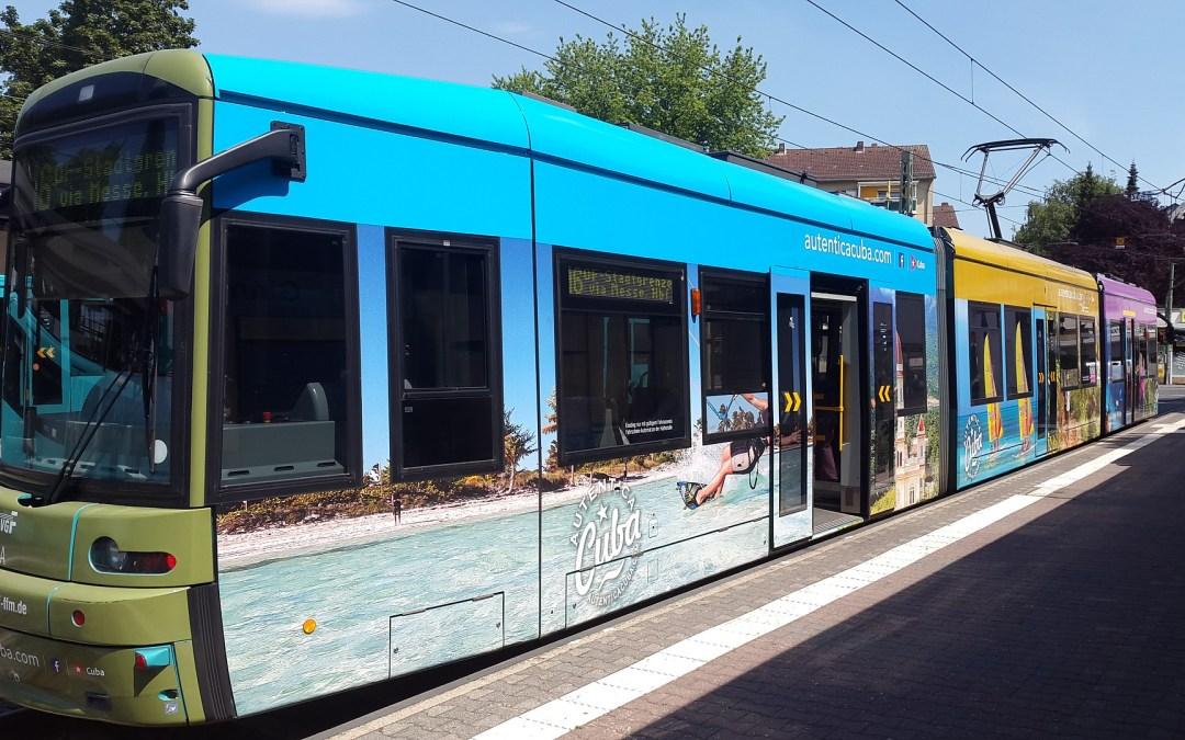 Logistiktram: Hermes testet Paketzustellung per Straßenbahn