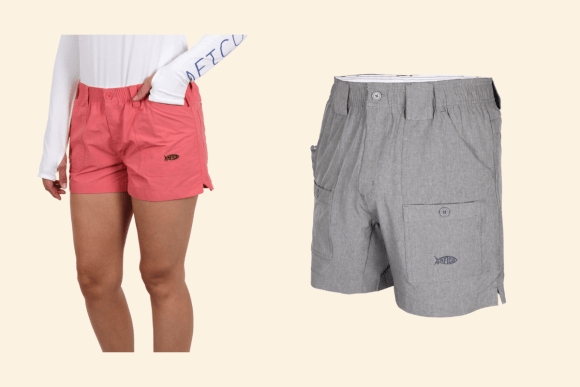 Women's and Men's Aftco Shorts