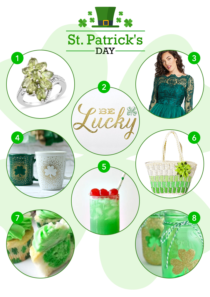 St. Patrick's Day Gift Guide