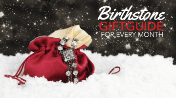 Featured Image: Birthstone Jewelry Gifts: A Guide for Every Month