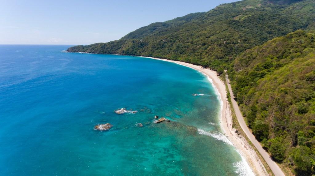 San Rafael Beach, Barahona, Dominican Republic.