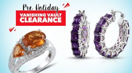 pre holiday vanishing vault clearance