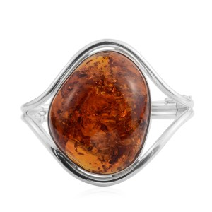 real amber ring