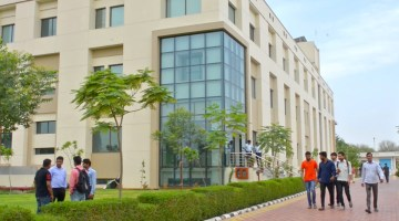 Our Green Building in Jaipur India